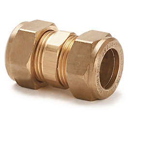 Compression Straight Coupling 54 mm
