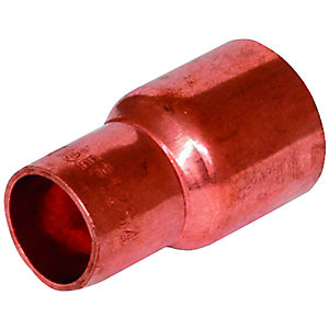 PlumbRight End Feed Fitting Reducer 35x28mm