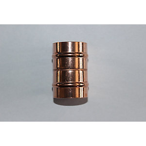 PlumbRight Solder Ring Fitting 10 x 10 mm Straight Coupler