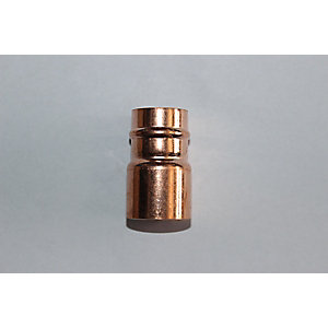 PlumbRight Solder Ring Fitting 28 x 15 mm Fitting Reducer