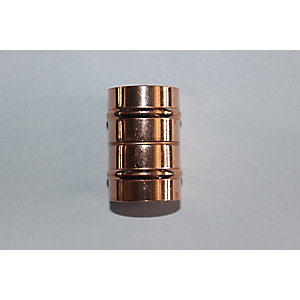 PlumbRight Solder Ring Fitting P1 35 x 35 mm Straight Coupler