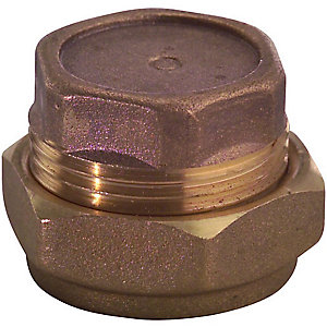 Stop End Compression 10 mm