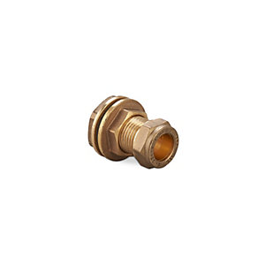 Tank Connector Compression 15 mm