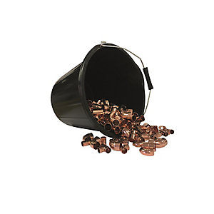 Water Only End Feed 300 Fittings Bucket