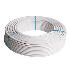Pegler Yorkshire Tectite Pex Barrier Pipe Coil 15 mm x 50 m 60025