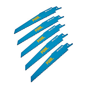 Punk 150mm Rescue Blades S925VF (5 Pack)