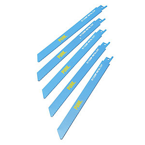 Punk Metal Cutting Jigsaw Blade S1122BF - Pack of 5