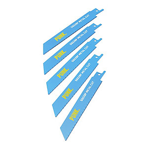 Punk Metal Cutting Jigsaw Blade S922BF - Pack of 5