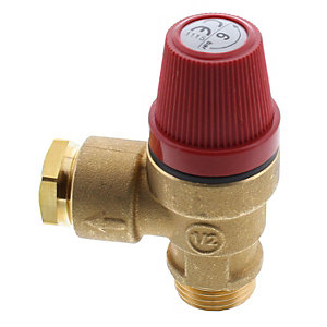 Alpha Expansion Relief Valve 6Bar 1.018091