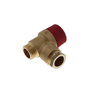 Ariston 573139 Expansion Relief Valve 6BAR