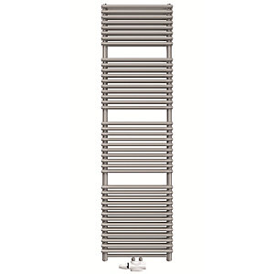 Stelrad Caliente White Double Towel Rail 1199 X 500 Mm 401102500