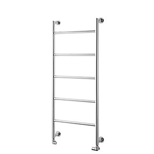 Towelrads Ballymore Chrome Towel Rail 900mm x 560mm
