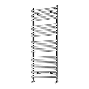 Towelrads Iridio Chrome Towel Rail 800mm x 500mm