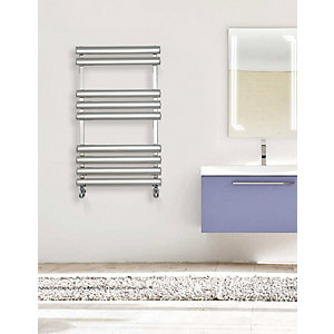 Towelrads Mars Stainless Steel Towel Rail 1000mm x 500mm