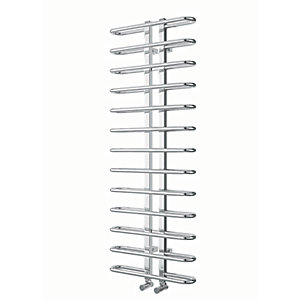 iflo Nazka Chrome Designer Towel Radiator 1200mm x 500mm