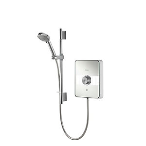 Aqualisa Lme8521 Lumi Electric Shower White 8.5kW