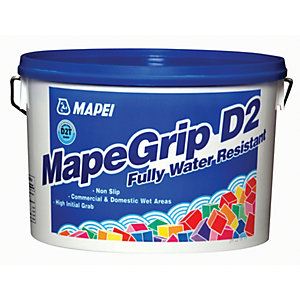 MapeGrip D2 Fully Water Resistant Adhesive