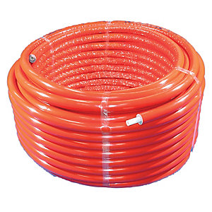 Tigris K1 pre-insulated 13mm pipe coil 20mm 50m length