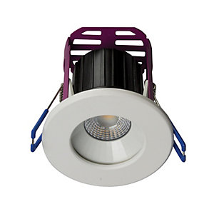 Robus Ramada 8.5W Warm White Dimmable Downlight - IP65