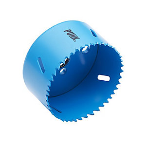 Punk Bi-metal Holesaw - 70mm