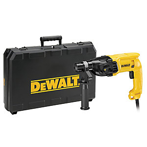 DeWalt 240V 3 Mode SDS Plus Hammer Drill - 	D25033K-GB
