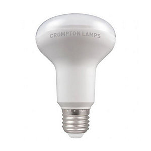 Crompton ES R80 LED Reflector Light Bulb - 9.5W 2700K