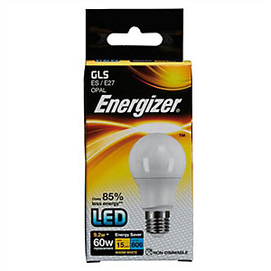 Energizer ES GLS LED Dimmable Light Bulb - 9.2W