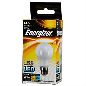 Energizer ES GLS LED Light Bulb - 5.6W