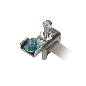 Niglon AEC2-15 12-32 mm Earth Clamp Blue