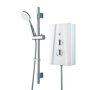 iflo Electric Shower 8.5 kW White