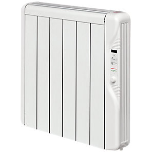Elnur 0.75kW 6 Module Thermal Electric Radiator with Digital Control