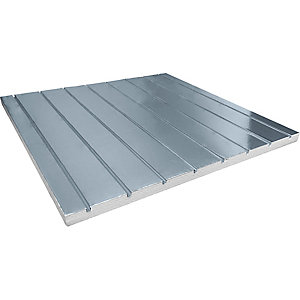 Solfex Neo-foil Suspended Floor Grooved Insulation Panel UFH-ACC-NEO-SF30