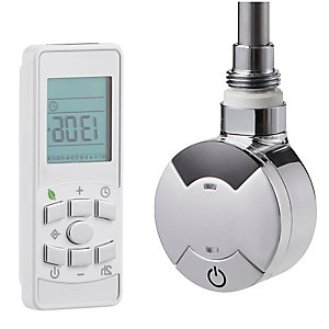 Towelrads Smart Timed Thermostatic Element Including Remote 1000W - 435mm x 60mm