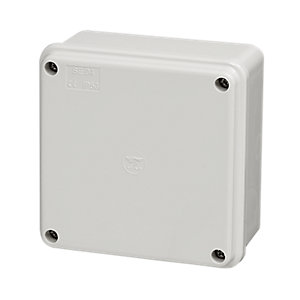 Stag SE04 100 x 100 x 50mm IP56 Enclosure with Screw Lid