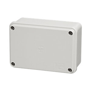Stag SE05 120 x 80 x 50mm IP56 Enclosure with Screw Lid