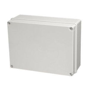 Stag SE09 300 x 220 x 120mm IP56 Enclosure with Screw Lid