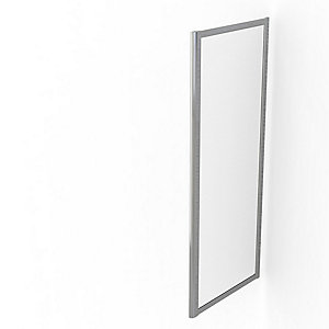 Kudos Infinite Shower Enclosure Side Panel 760 mm 4SP76S