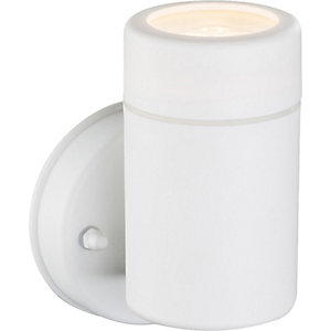 Globo 32004-1 Outdoor 5W IP44 White Plastic Wall Light