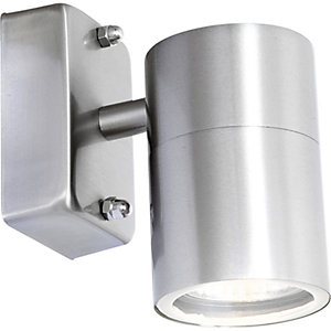 Globo 3201L Outdoor 5W IP44 Stainless Steel Wall Light