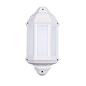 Robus Kerry LED Half Lantern White 7W - RKE00740-01