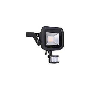Slimline Guardian 15W Warm White LED Floodlight with PIR - LFSP12B130