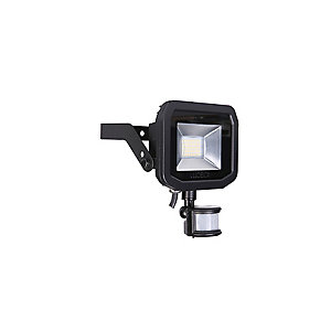 Slimline Guardian 22W Neutral White LED Floodlight with PIR - LFSP18B150
