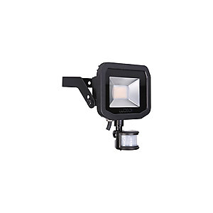 Slimline Guardian 22W Warm White LED Floodlight with PIR - LFSP18B130