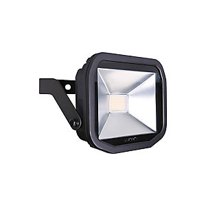 Slimline Guardian 38W Warm White LED Floodlight - LFS30B130