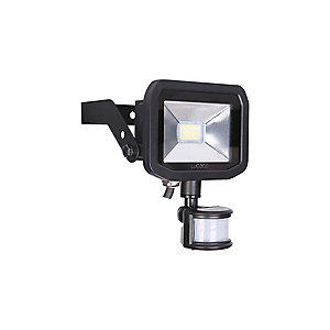 Slimline Guardian 8W Neutral White LED Floodlight with PIR - LFSP6B150