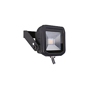 Slimline Guardian 8W Warm White LED Floodlight - LFS6B130