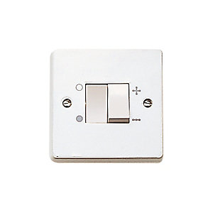 Myson Kickspace Remote Wall Switch White RCONTWH