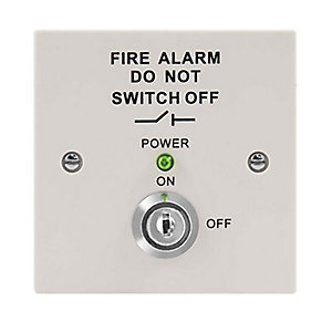 Esp Magisowp Fire Panel Isolator Switch White