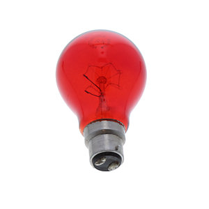 Baxi 042261 Lamp 60 Watt Red