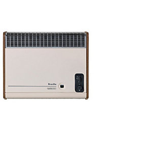 Baxi F8ST Brazilia Gas Heater Beige/Oak 0504811